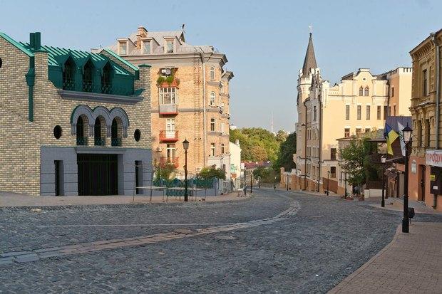 На Андреевском построят два новых здания. Зображення № 2.
