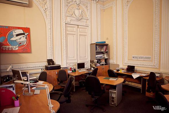 Офис недели (Петербург): Креативное агентство «Небо». Изображение № 12.