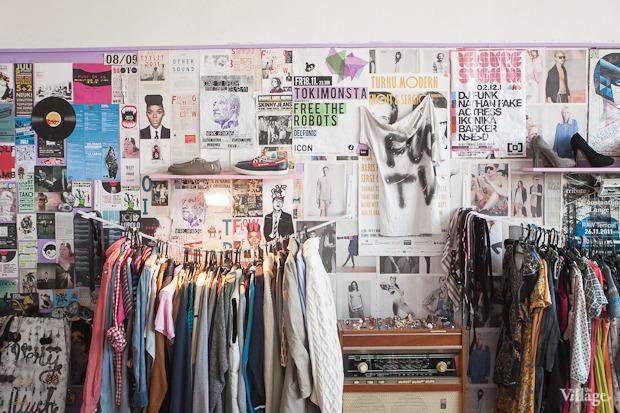 Гид по секонд-хендам и винтажным магазинам: 11 мест в Петербурге. Изображение № 132.