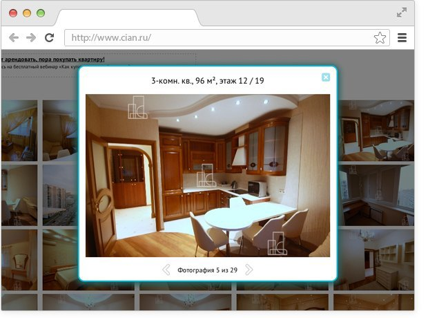 Золотой стандарт: Как владельцы московских квартир представляют себе евроремонт. Изображение № 19.