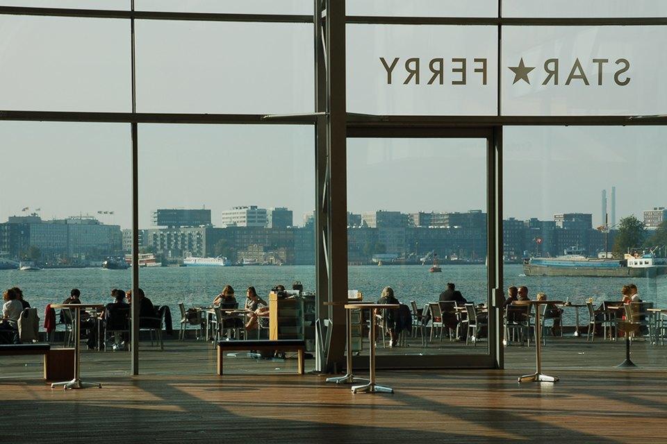 Остердокс, центр новой архитектуры Амстердама. Изображение № 8.