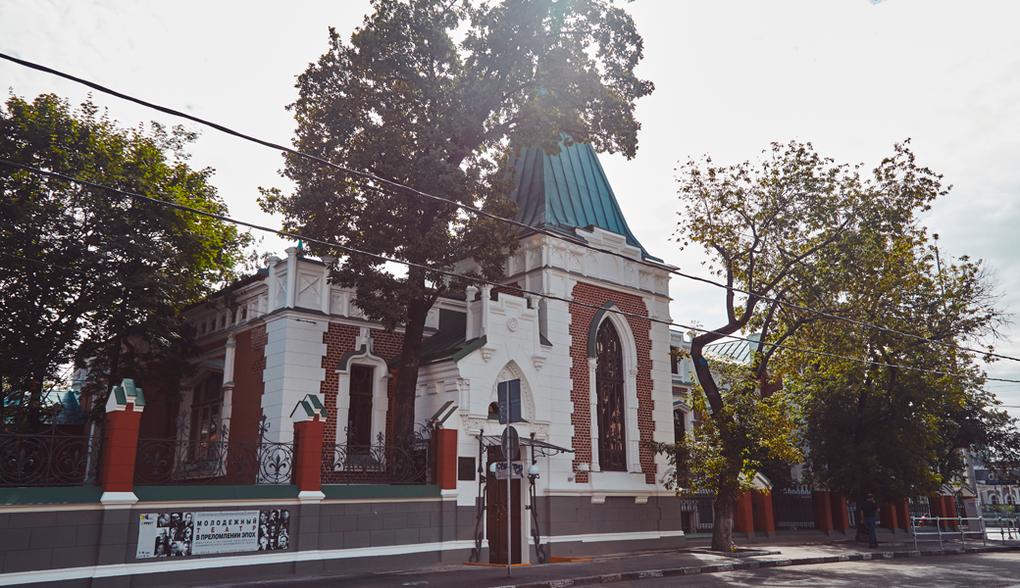 Театральный музей имени А. А. Бахрушина, ул. Бахрушина, 31. Изображение № 4.
