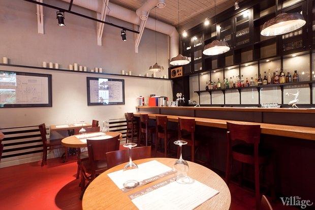 Новое место: Ресторан Schengen. Изображение № 2.