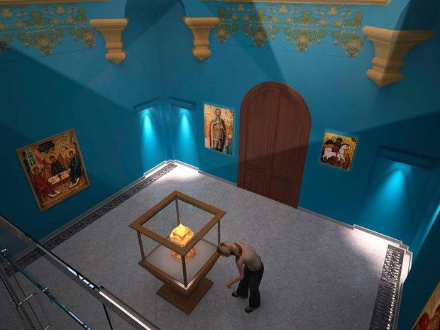 У «Исаакиевского собора» появится филиал. Изображение № 2.