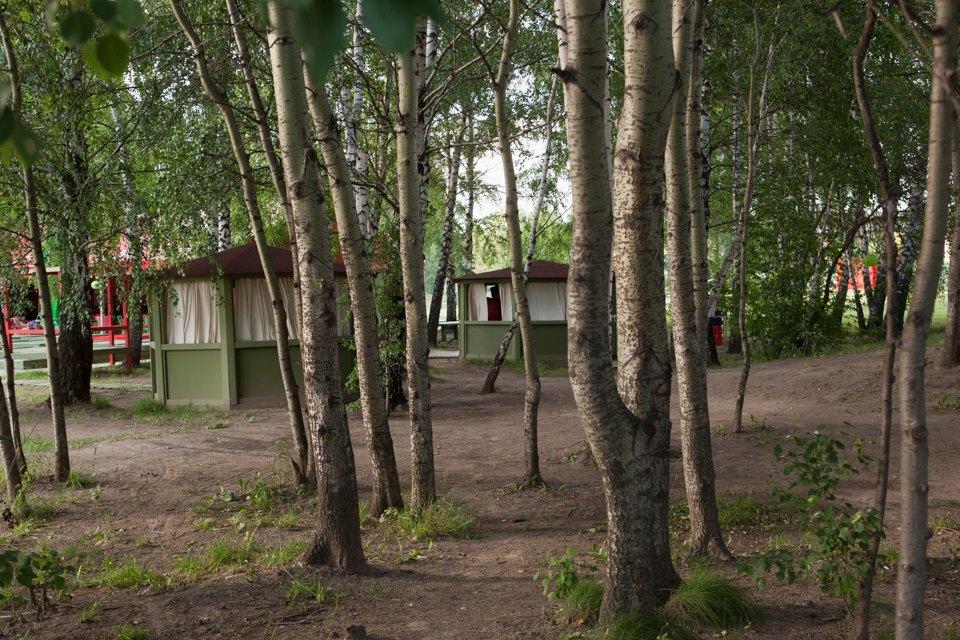 Жизнь — курорт: Пять новых открытых бассейнов вМоскве. Изображение № 8.