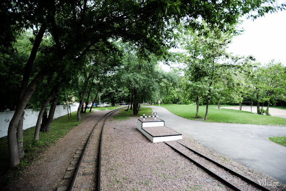 Фоторепортаж: В Киеве открылся сезон на детской железной дороге. Зображення № 27.