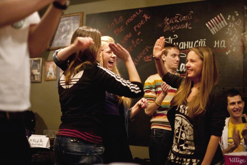 Дали по шарам: Кто игде играет вбир-понг вМоскве. Изображение № 7.