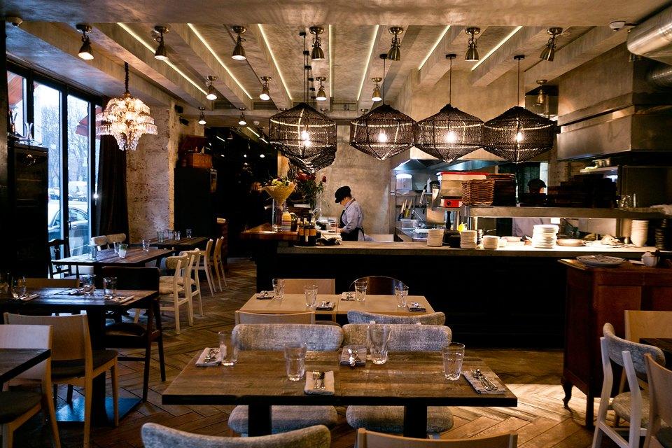 Ресторан и бар «Поехали». Изображение №1.