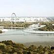 Голубая линия: Румынские архитекторы оживят днепровские острова. Зображення № 1.
