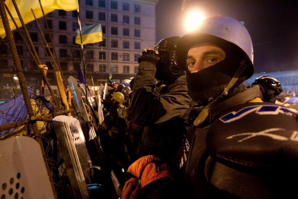 Штурм Майдана. Изображение № 8.