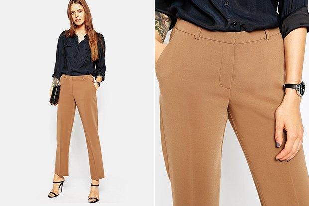 Семь пар светлых женских брюк . Изображение № 5.