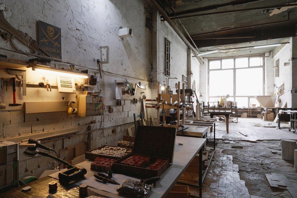 Архитектурно-производственная лаборатория Archpole. Изображение № 33.