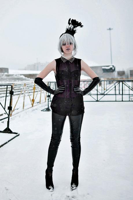 Люди в городе: Посетители концерта Lady Gaga в Москве и Петербурге. Изображение №33.