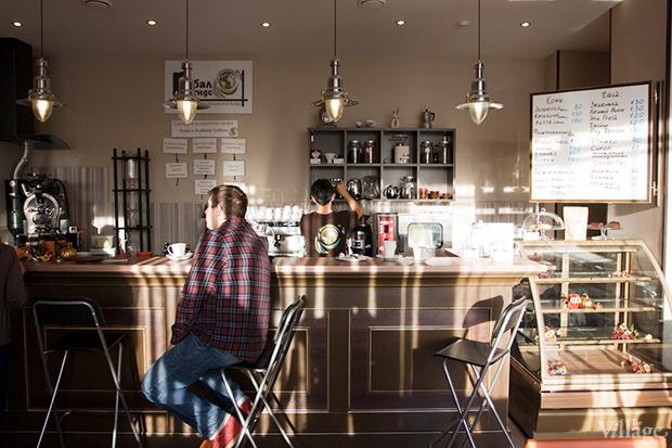 Все свои: Кофейня «Глобал Граундс». Изображение № 6.