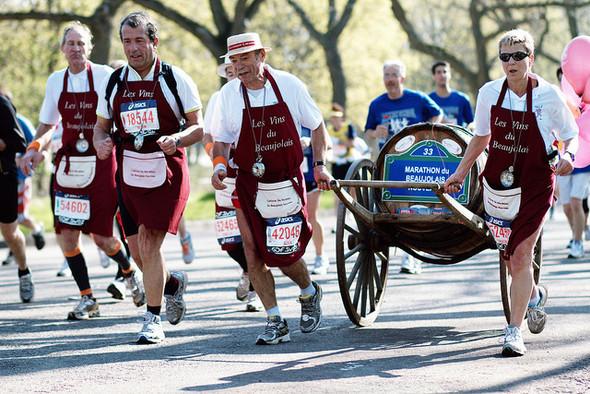 Иностранный опыт: 5 городских марафонов. Изображение №38.