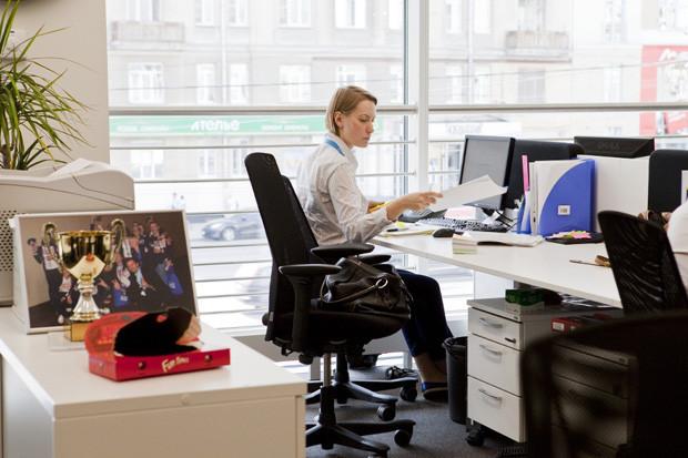 Офис недели (Москва): English First. Изображение № 6.