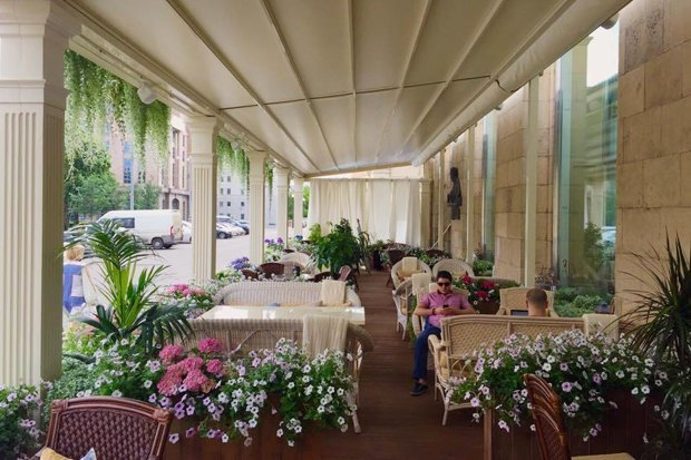 12 кафе и ресторанов, 6 баров и 3 кофейни июля. Изображение № 7.
