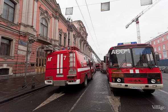 В Петербурге горел дворец Белосельских-Белозерских. Изображение № 3.