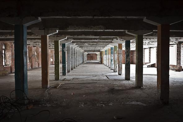 Группа «Фабрика»: Гид по арт–пространствам Обводного канала. Изображение № 60.