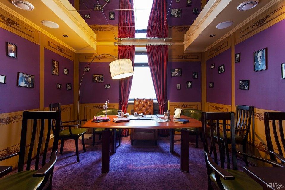 На Подоле открылось свободное пространство Freud House. Зображення № 20.
