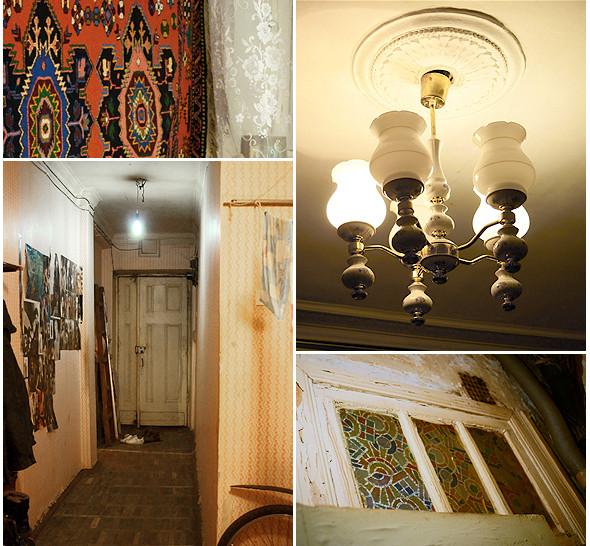 Изображение 32. Общественное пространство: московские коммунальные квартиры.. Изображение № 3.