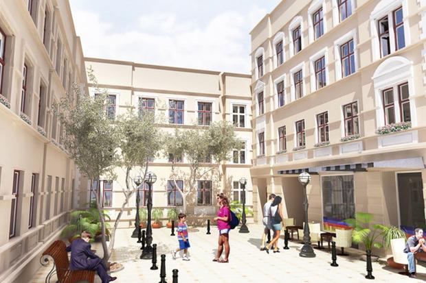 Перестройка: 5 проектов квартала вокруг Конюшенной площади. Изображение № 3.