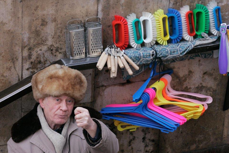 Камера наблюдения: Киев глазами Константина Черничкина. Зображення № 7.