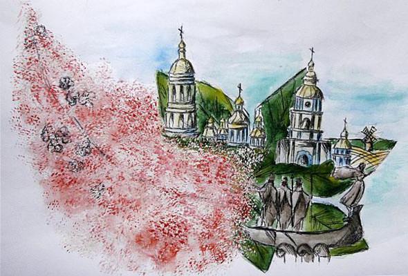 Мнение: Участники и жюри конкурса на логотип Киева — о финалистах и уровне работ. Зображення № 24.