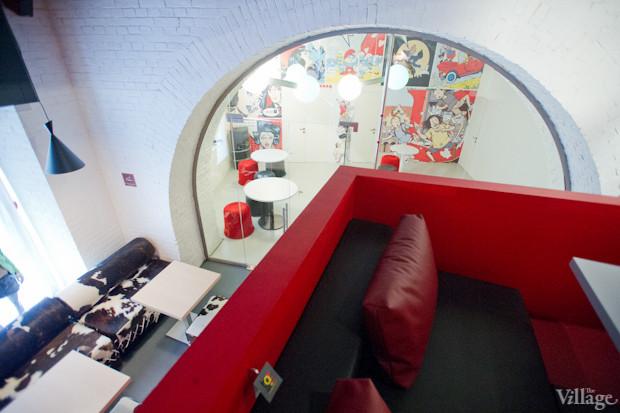 Новое место (Киев): Ресторан Belgianartzone. Изображение №12.