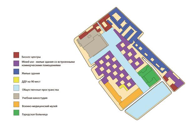 10 проектов квартала около Витебского вокзала . Изображение № 41.