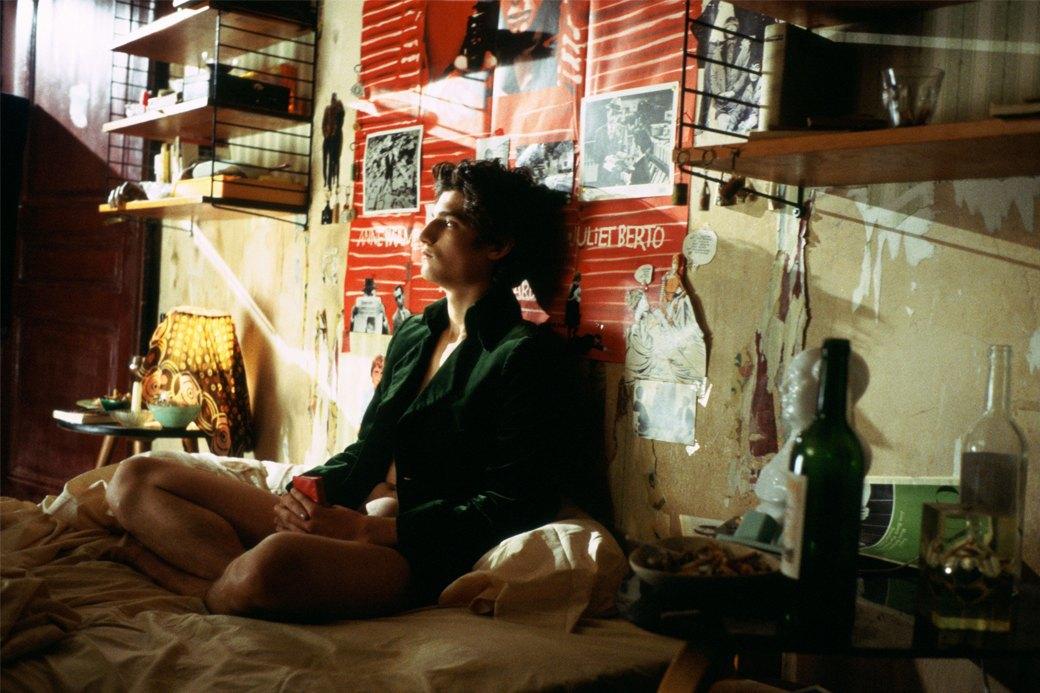 Кадр из фильма «Мечтатели». Изображение № 1.