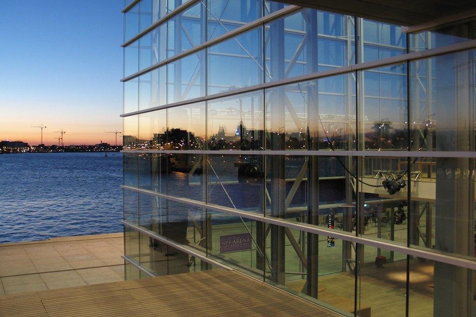 Остердокс, центр новой архитектуры Амстердама. Изображение № 7.