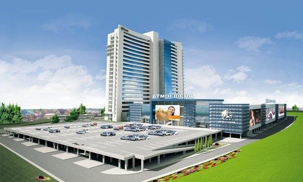 Пополнение: 6 новых торгово-развлекательных центров вКиеве. Зображення № 25.