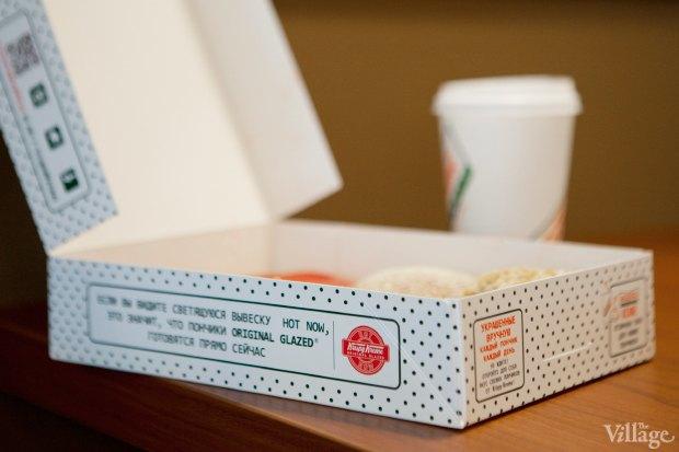 Пончиковая Krispy Kreme. Изображение № 14.
