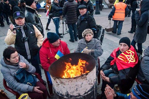 Газ до отказа: Андрей Горшков о том, как Путин объединил Украину. Изображение № 7.