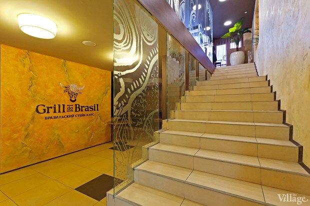Новое место (Киев): Бразильский ресторан Grill do Brasil. Зображення № 13.