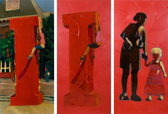 В Киеве пройдет выставка новых работ Оксаны Мась. Зображення № 8.