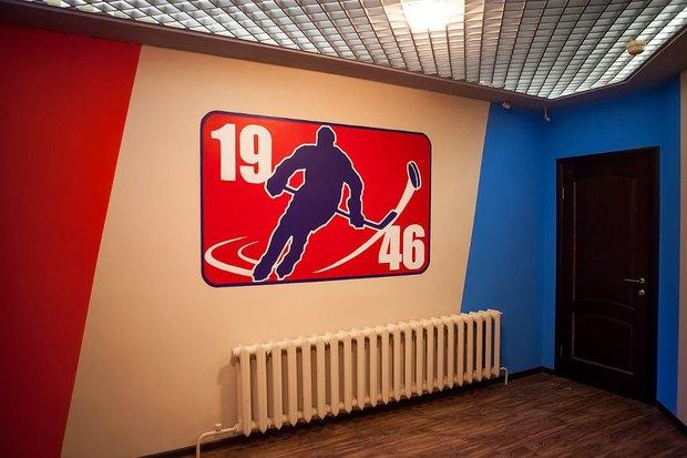 В Приморском районе открылся хоккейный бар. Изображение № 4.