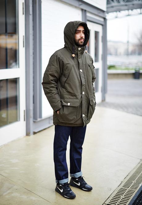Вещи недели: 10тёплых мужских курток. Изображение №5.