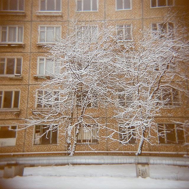 Камера наблюдения: Москва глазами Варвары Лозенко. Изображение №5.