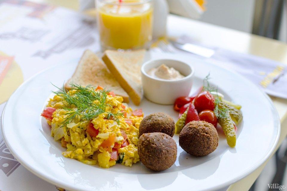 Ближневосточный завтрак — 45 грн.. Изображение № 22.