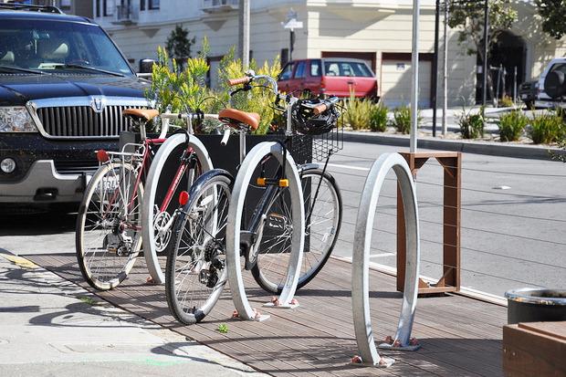 Идеи для города: Паркинаавтостоянках в Сан-Франциско. Изображение № 15.