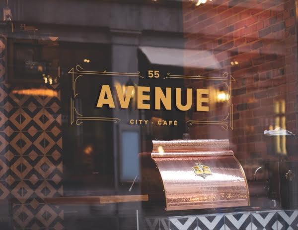 НаНевском проспекте откроется кафе «Avenue55» . Изображение № 1.