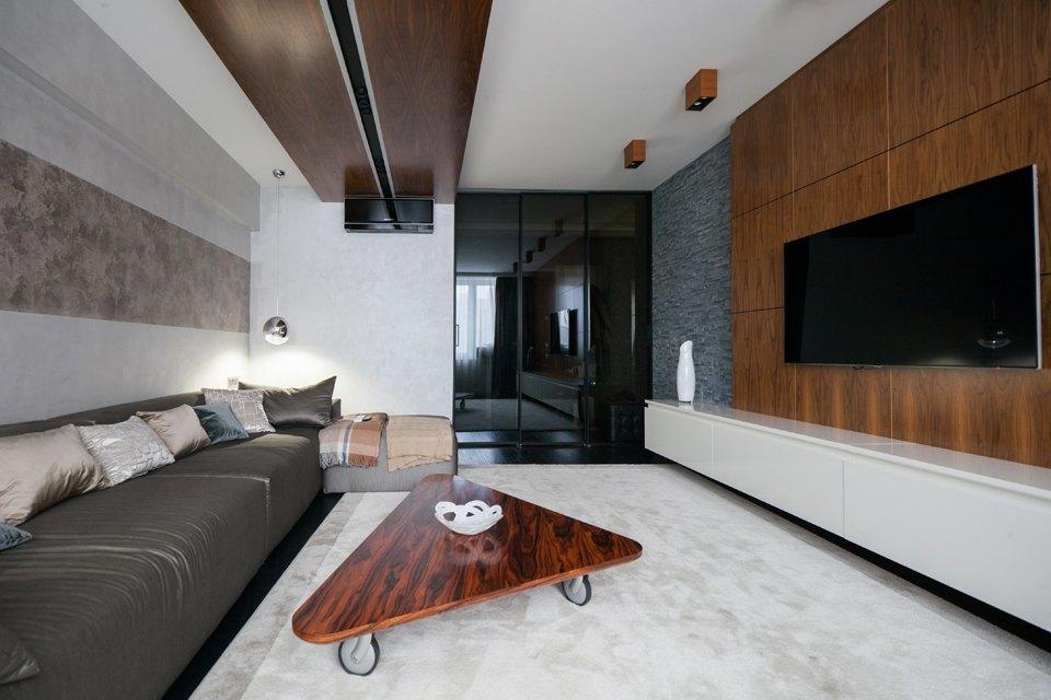Квартира с лаконичным интерьером возле «Электросилы». Изображение № 5.