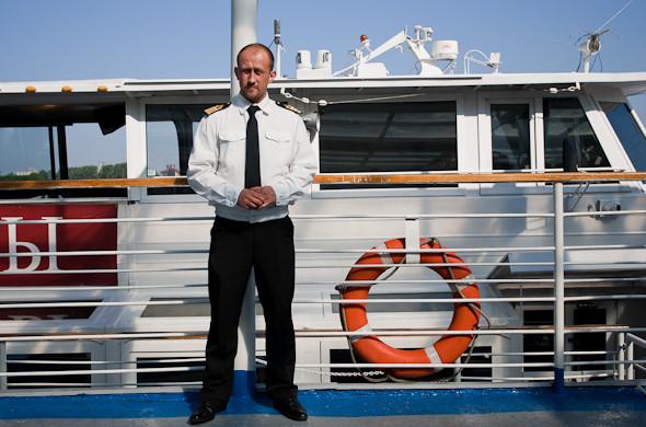Изображение 2. Морские волки: капитаны водного транспорта о своей работе.. Изображение № 14.