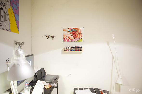 Новое место: Мужская парикмахерская Chop-Chop. Изображение № 19.