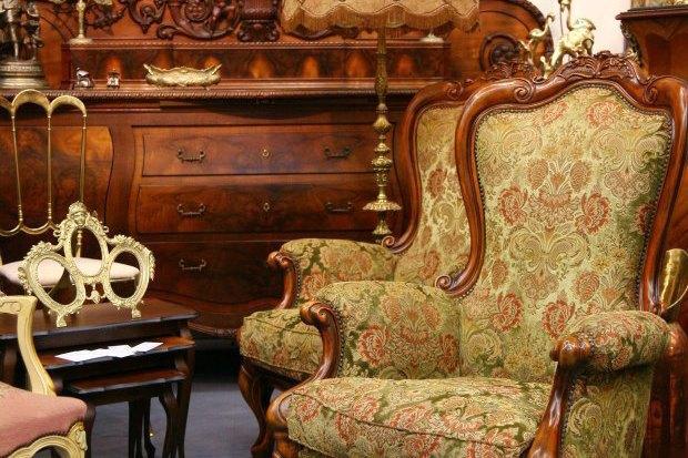 Где покупать винтажную мебель в Москве. Изображение № 40.