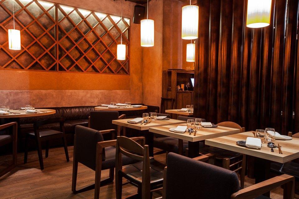 Ресторан Madame Wong. Изображение № 5.