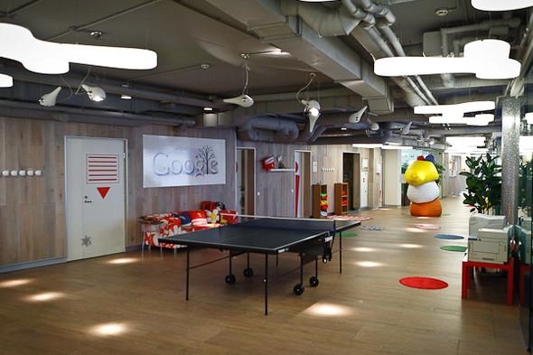 Офис недели: Google (Петербург). Изображение № 41.