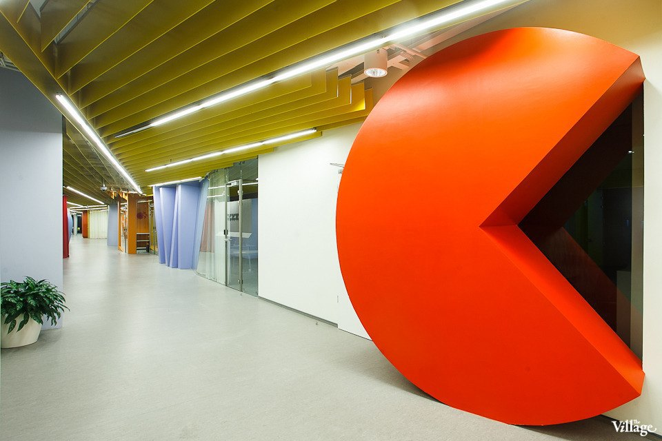 Офис недели (Петербург): «Яндекс». Изображение № 7.